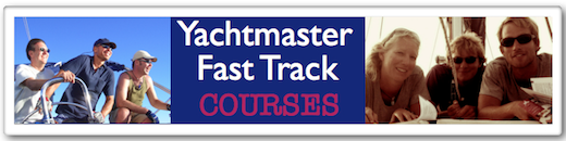 Yachtmaster Fast Track sailing courses