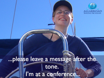 Yachtmaster fast track conference