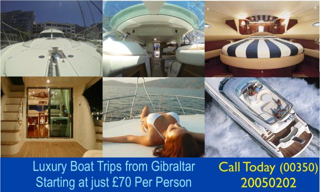 Gibraltar Yacht Charter